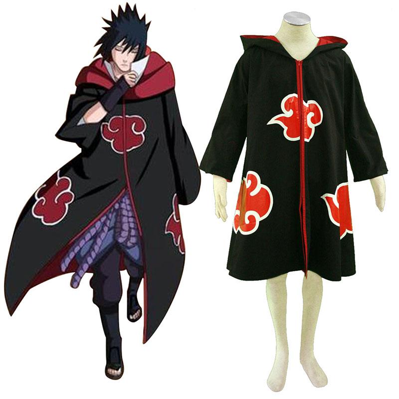 Naruto Taka Organization Cosplay Kostymer
