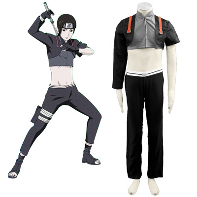 Naruto Shippuden Sai Cosplay Costumes Deluxe Edition