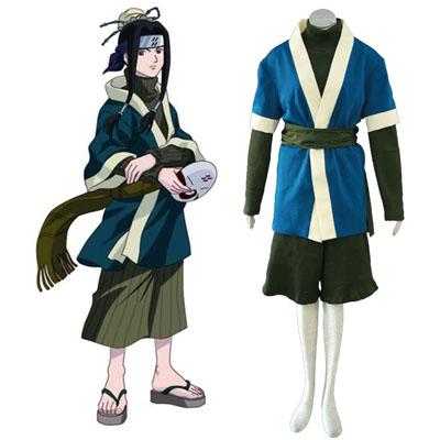 Naruto Haku 1ST Cosplay Costumes