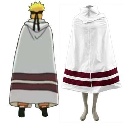 Naruto Shippuden Konoha Cloak 1 Cosplay Costumes UK
