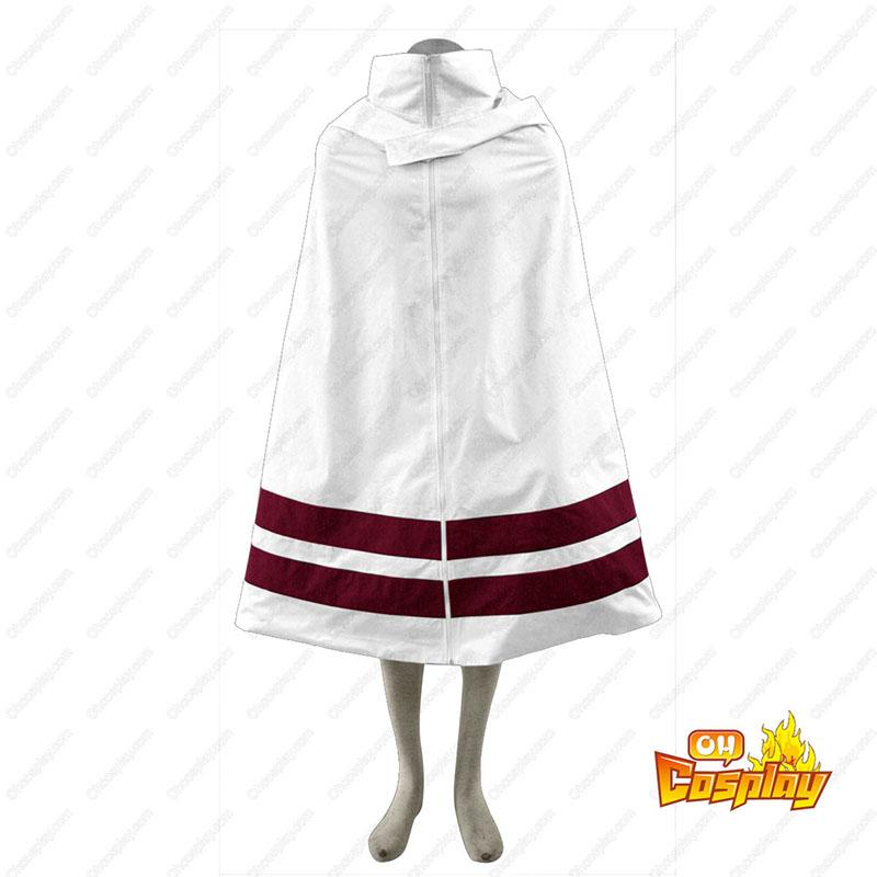 Naruto Shippuden Konoha Cloak 1 Traje Cosplay
