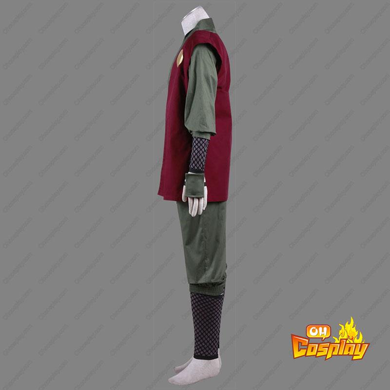Naruto Jiraiya 1 Cosplay Kostymer