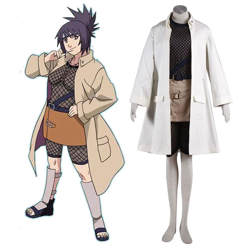 Naruto Mitarashi Anko Traje Cosplay