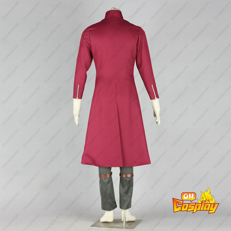 Naruto Shippuden Gaara 6 Κοστούμια cosplay