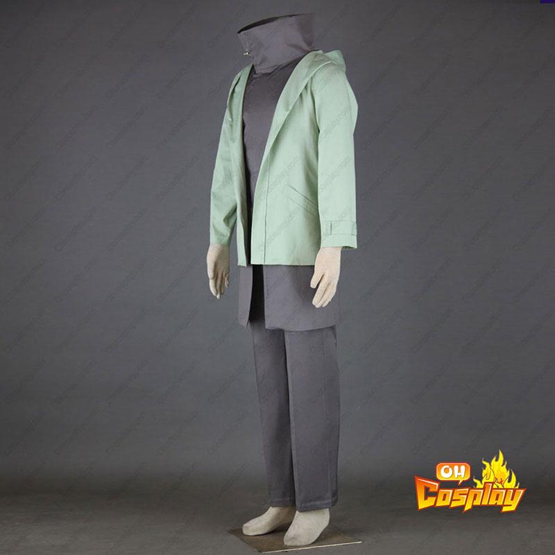 Naruto Shippuden Aburame Shino 2 Cosplay Kostymer