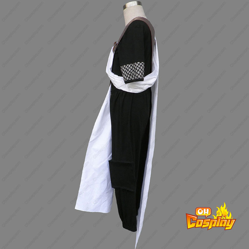 Naruto Gaara 1 Cosplay Kostym