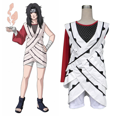 Naruto Kurenai Yuhi 2ND Cosplay Costumes