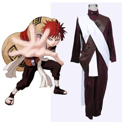 Naruto Gaara 3 Cosplay Kostýmy