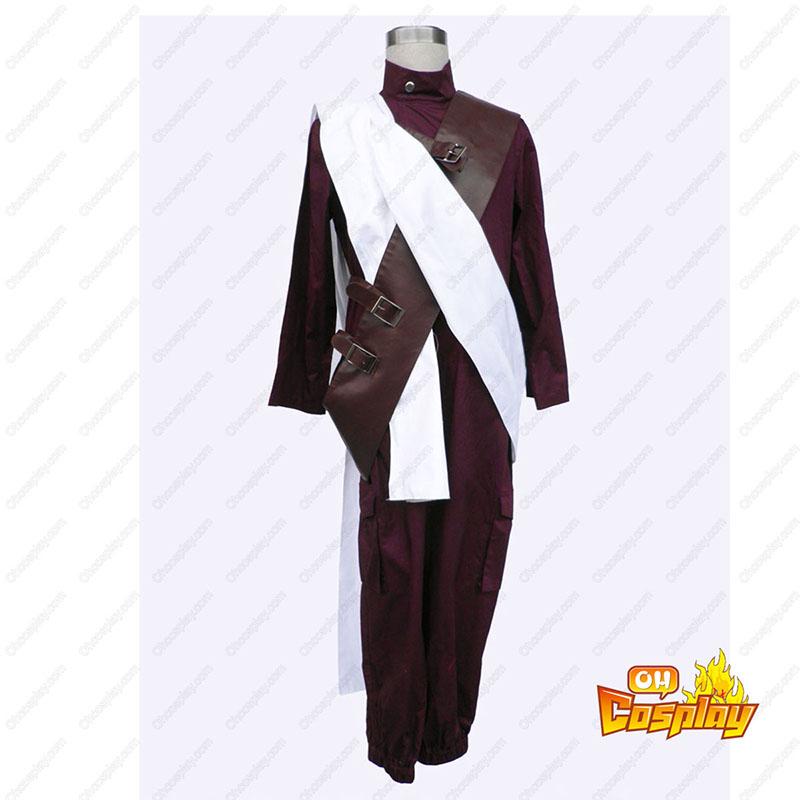 Naruto Gaara 3RD Cosplay Costumes