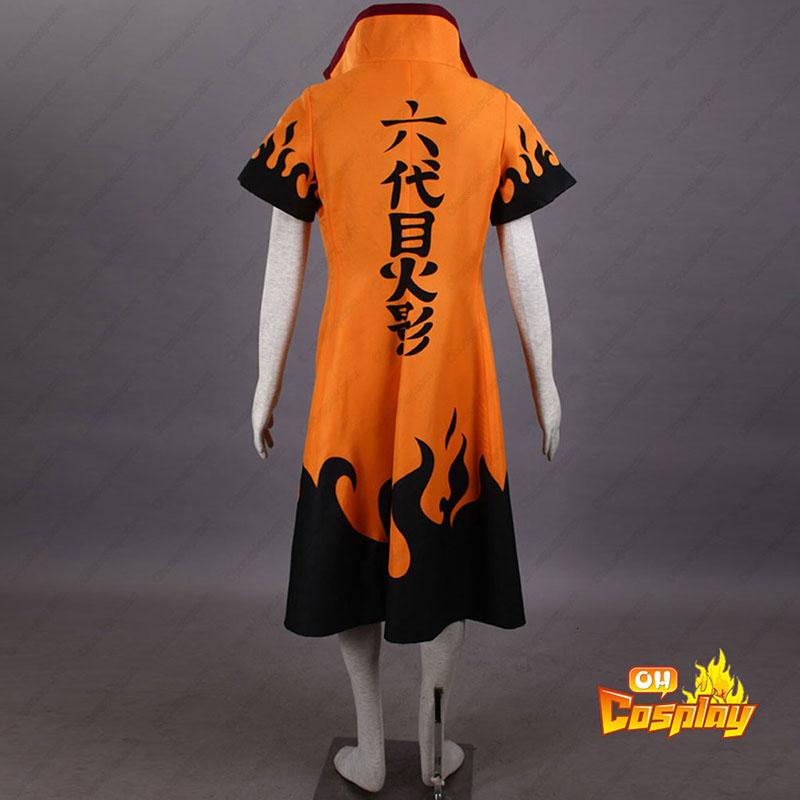 ナルトSixth Hokage ナルトUzumaki 4 コスプレ衣装