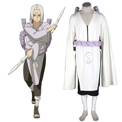 Naruto Kimimaro 1 Cosplay Costumes NZ