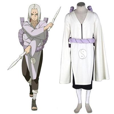 Naruto Kimimaro 1 Cosplay Kostýmy