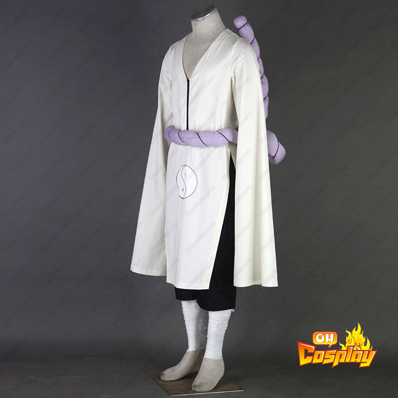 ナルトKimimaro 1 コスプレ衣装