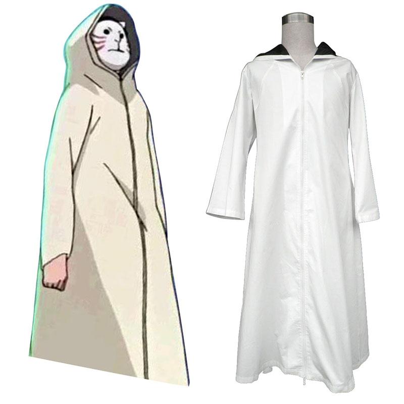 Naruto ANBU Cloak 1 Traje Cosplay