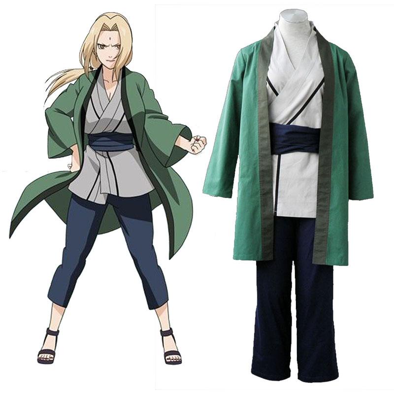 ナルトTsunade 1 コスプレ衣装
