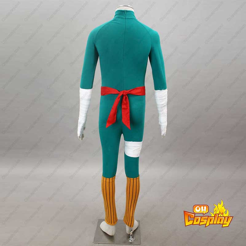Naruto Shippuden Rock Lee 2 Traje Cosplay