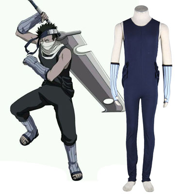 Naruto Momochi Zabuza 2 Cosplay Kostýmy