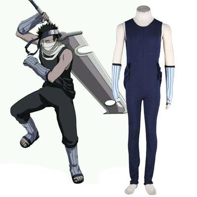 Naruto Momochi Zabuza 2ND Cosplay Costumes