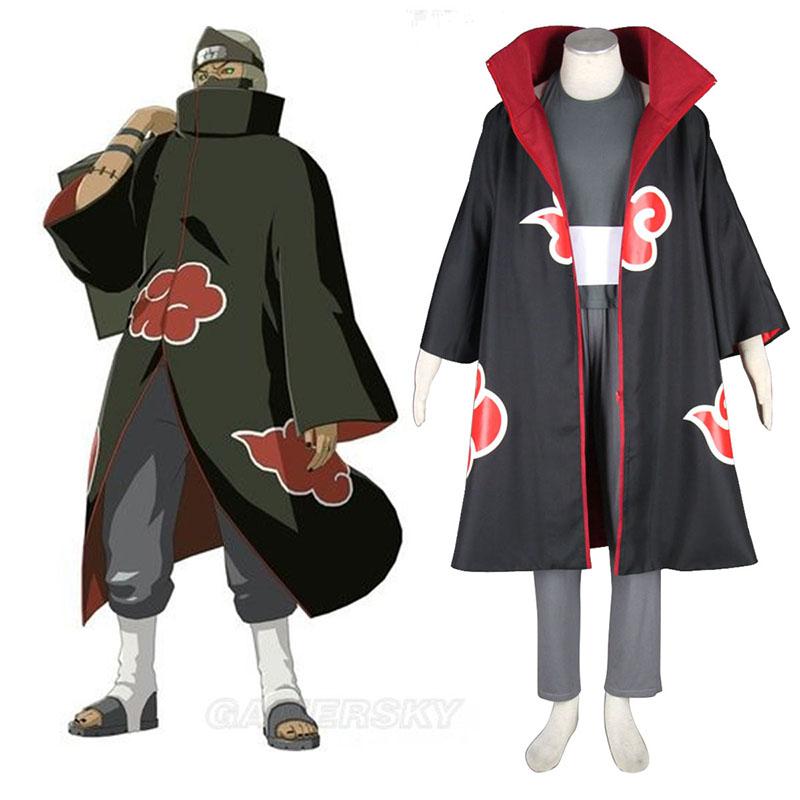 Naruto Kakuzu 1 Cosplay Kostymer
