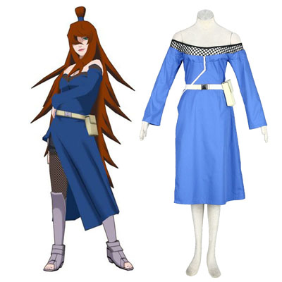 Naruto Fifth Mizukage Terumi Mei 1ST Cosplay Costumes