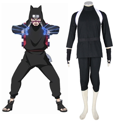 Naruto Shippuden Kankuro 2 Cosplay Kostýmy