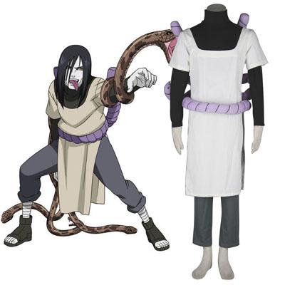 Naruto Orochimaru 1 Cosplay Kostumi