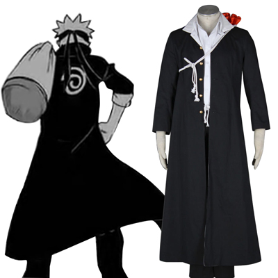 Naruto Uzumaki Naruto 7TH Cosplay Costumes