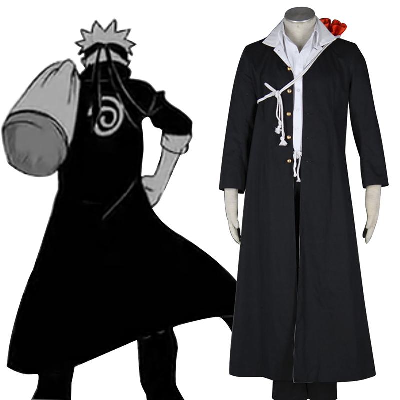 Naruto Uzumaki Naruto 7 Traje Cosplay