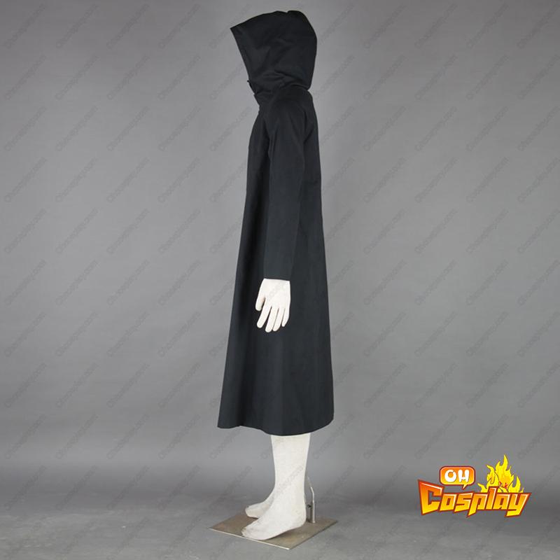 ナルトANBU Cloak 2 黒 コスプレ衣装