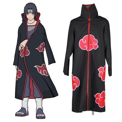 Naruto Akatsuki Organization 3 Traje Cosplay