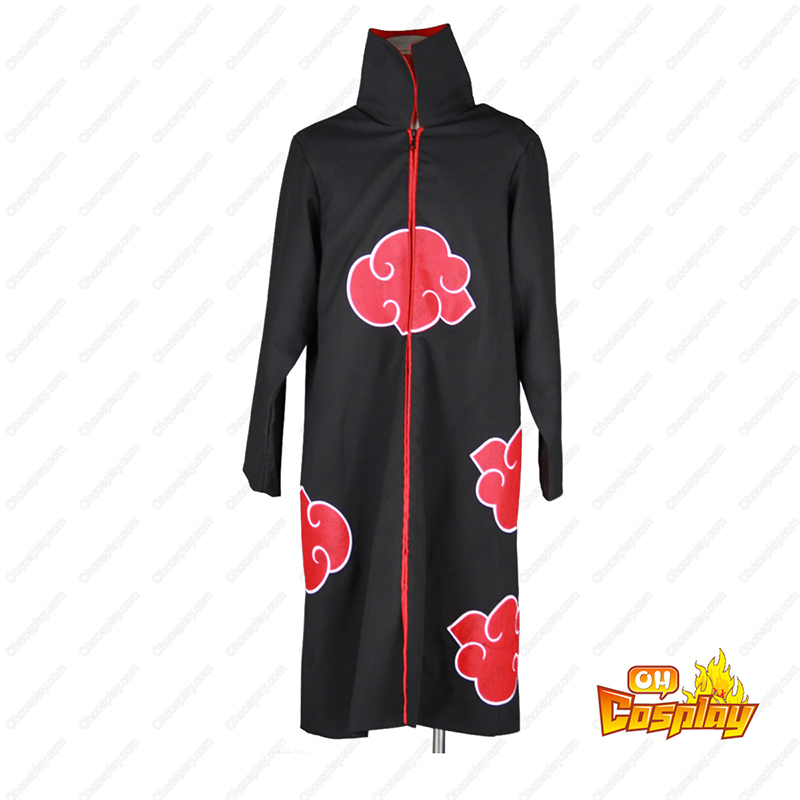 Naruto Akatsuki Organization 3RD Cosplay Costumes