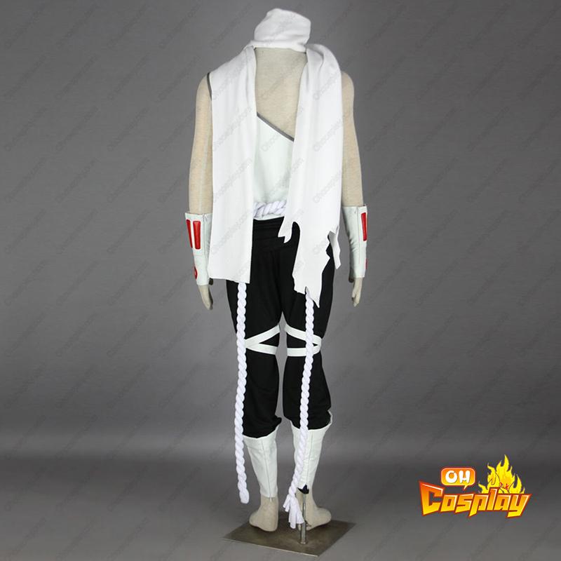 Naruto Killer B 1ST Cosplay Costumes