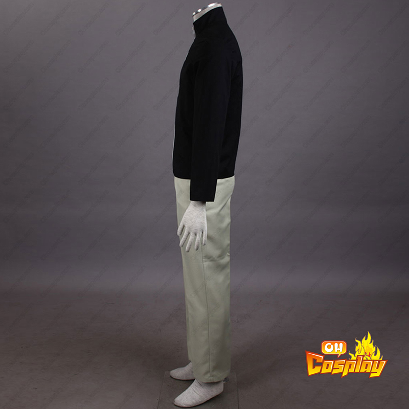 Naruto Uzumaki Naruto 8TH Cosplay Costumes