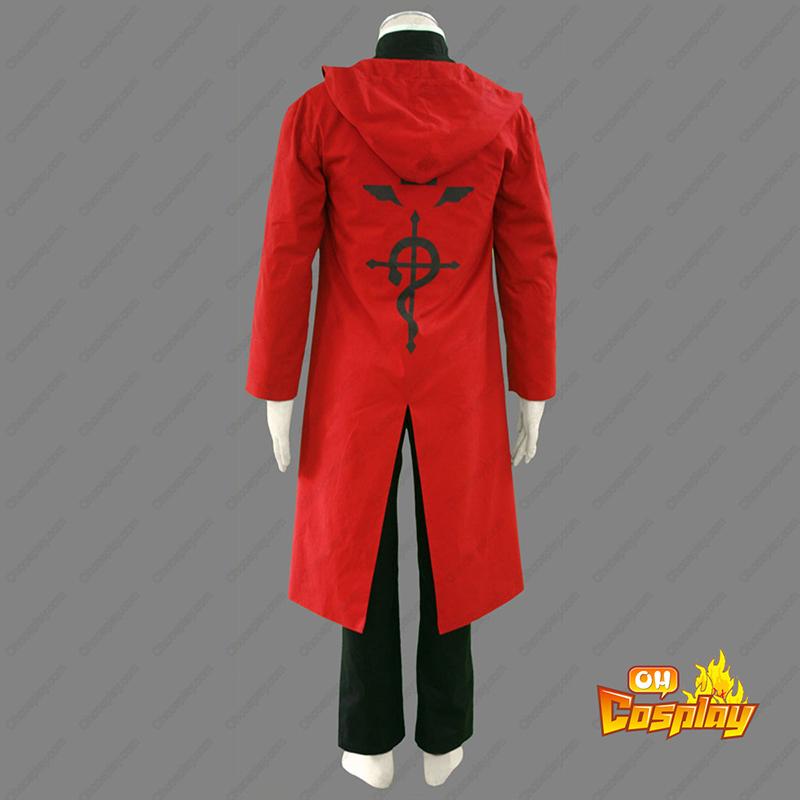 Fullmetal Alchemist Edward Elric 1 Κοστούμια cosplay