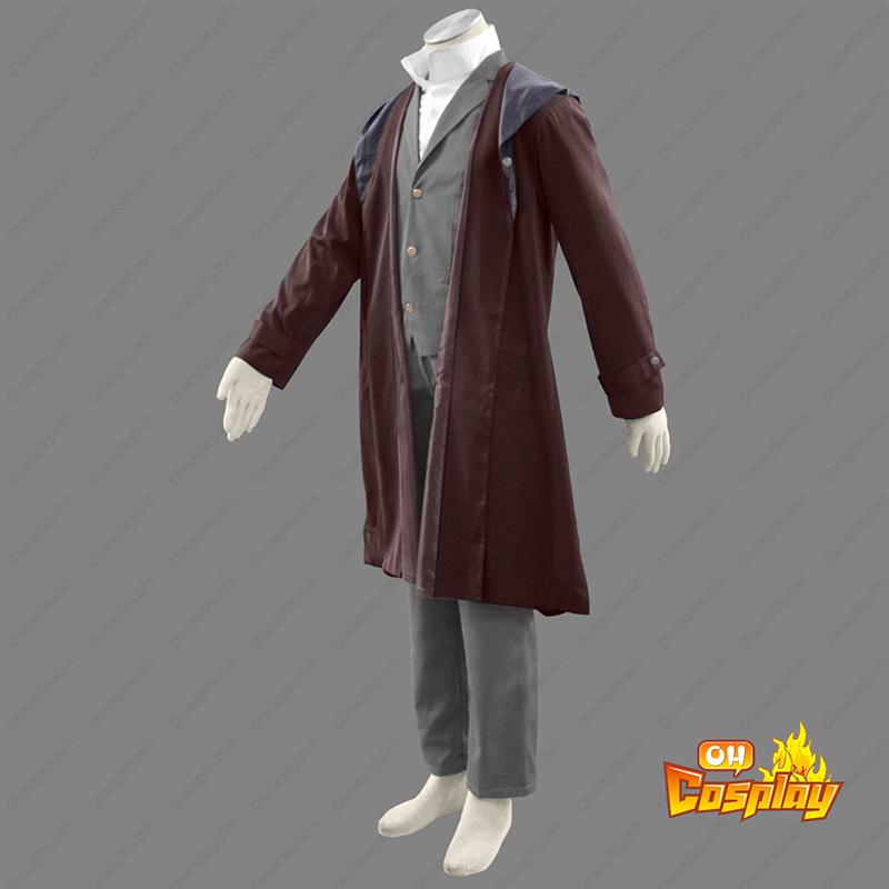 Fullmetal Alchemist Edward Elric 2 Cosplay Kostymer