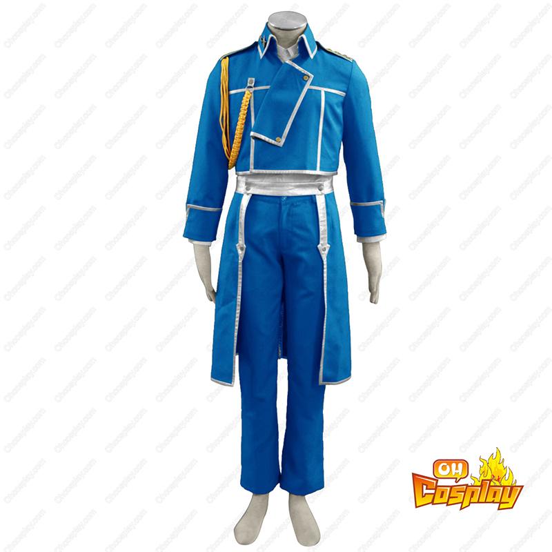 Fullmetal Alchemist Roy Mustang 1 Κοστούμια cosplay