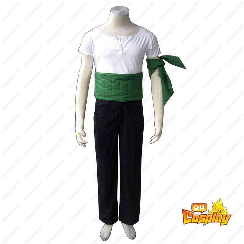 Déguisement Costume Carnaval Cosplay One Piece Roronoa Zoro 1