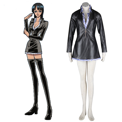 One Piece Nico·Robin 1ST Cosplay Costumes Deluxe Edition