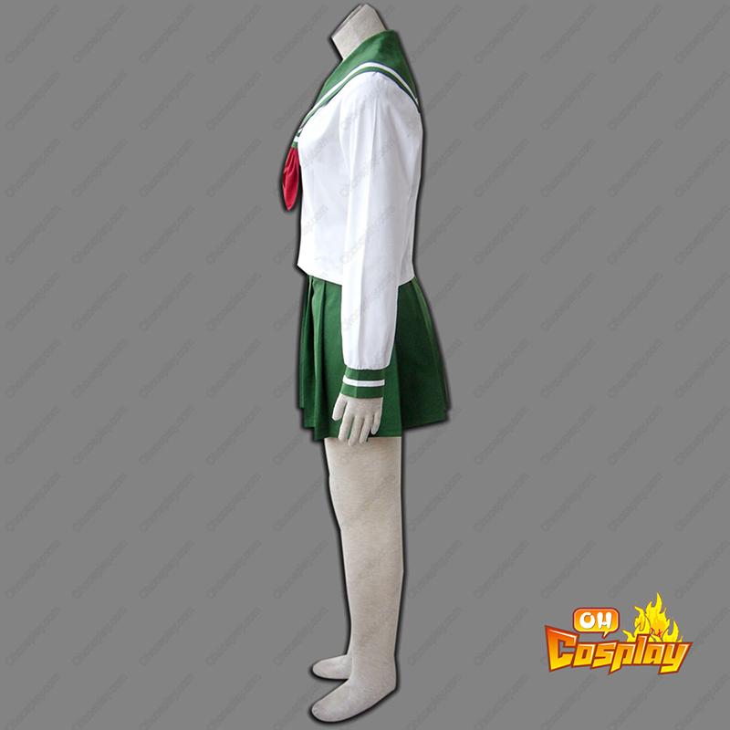 Inuyasha Kagome Higurashi 1ST Sailor Cosplay Costumes