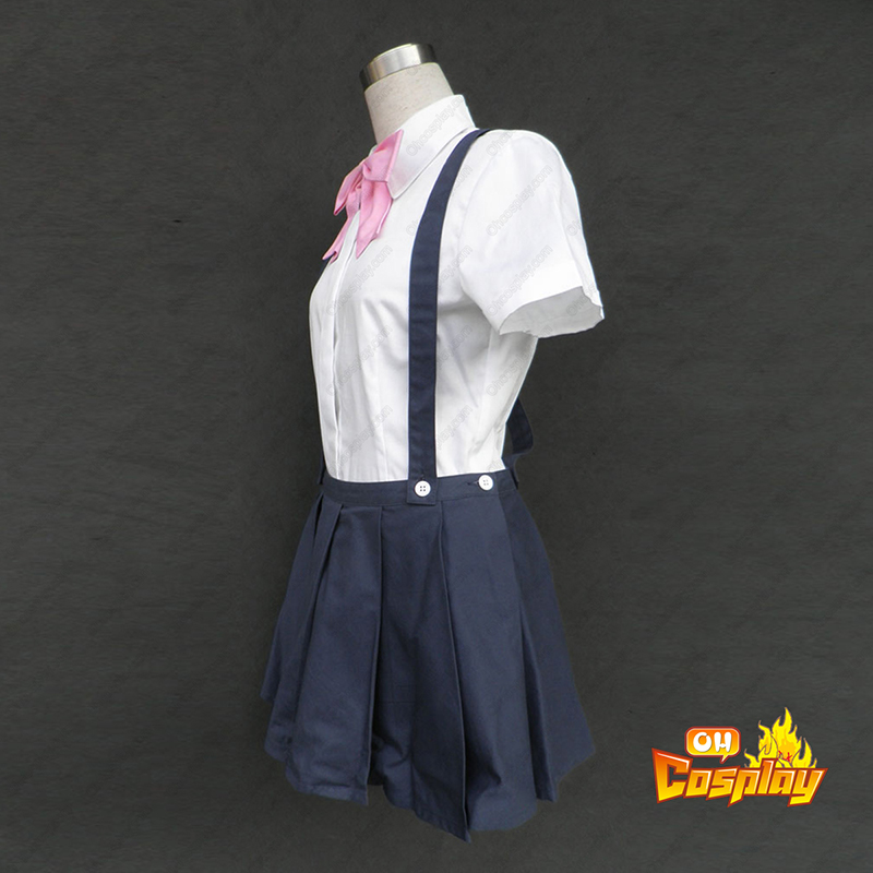 Higurashi When They Cry Furude Rika 1 Traje Cosplay