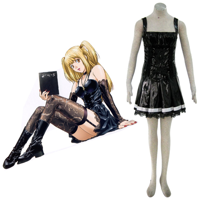 Death Note Misa Amane 1 Cosplay Puvut