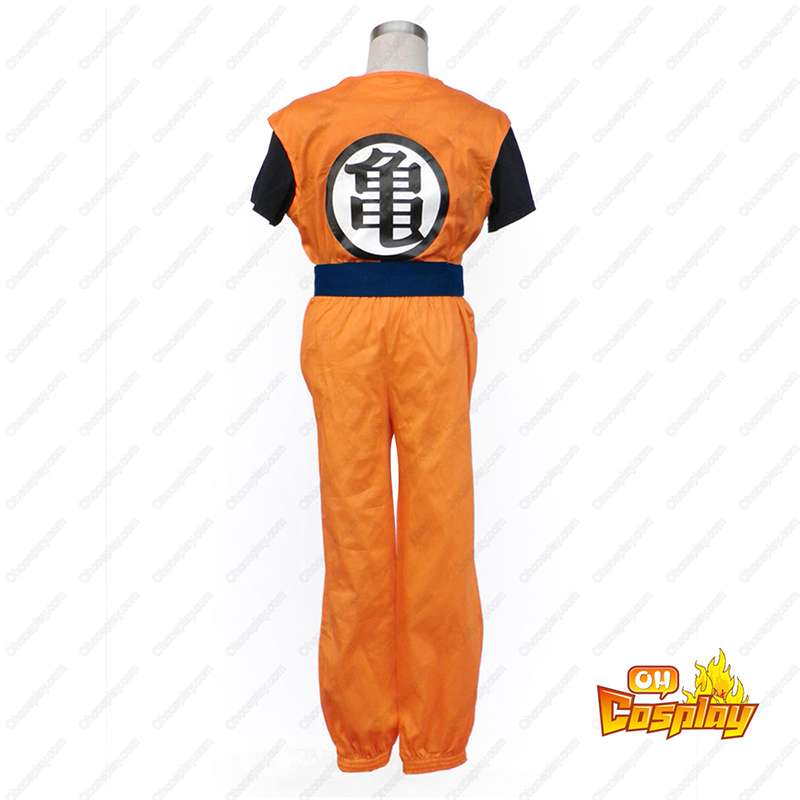 Dragon Ball Krillin Cosplay Kostymer