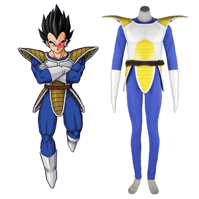 Costumi Carnevale Dragon Ball Vegeta 1 Cosplay