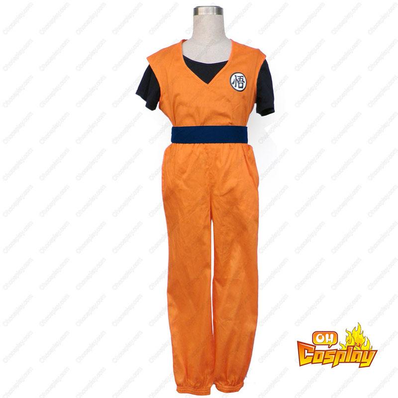 Dragon Ball Son Goku 2 Cosplay Kostymer