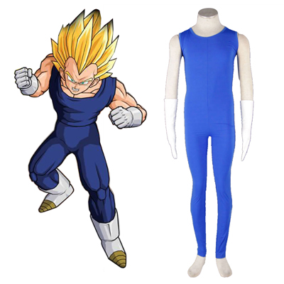 Costumi Carnevale Dragon Ball Vegeta 2 Cosplay
