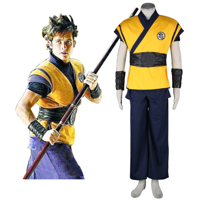 Costumi Carnevale Dragon Ball Son Goku 3 Cosplay
