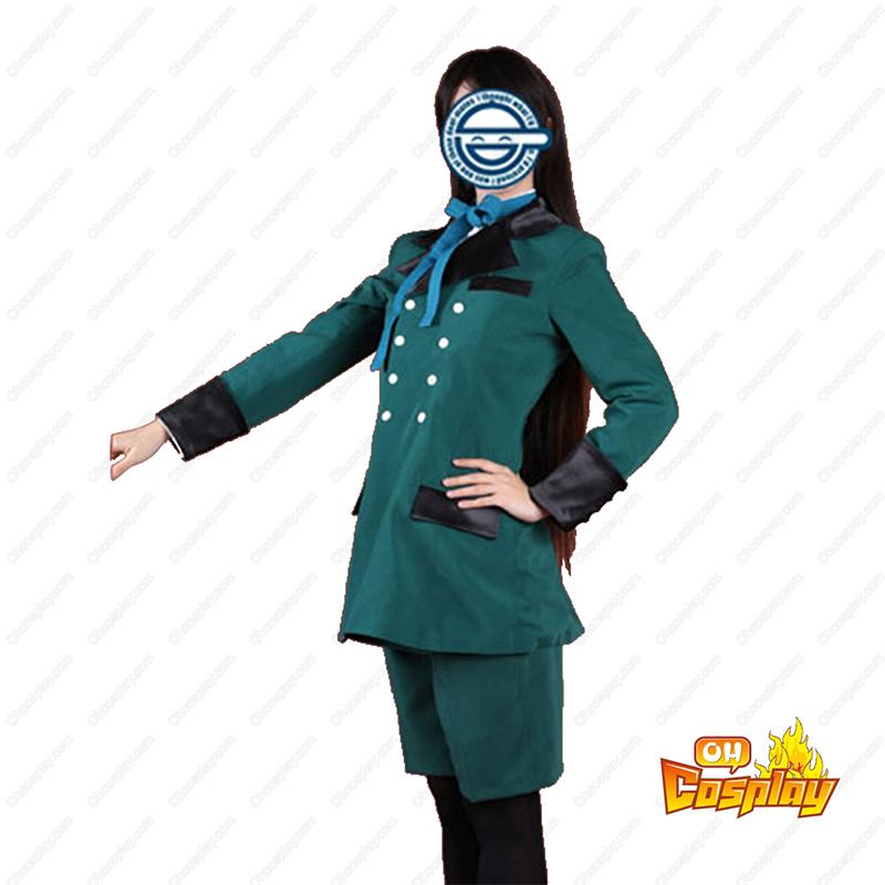 Black Butler Ciel Phantomhive 1 Cosplay Kostymer