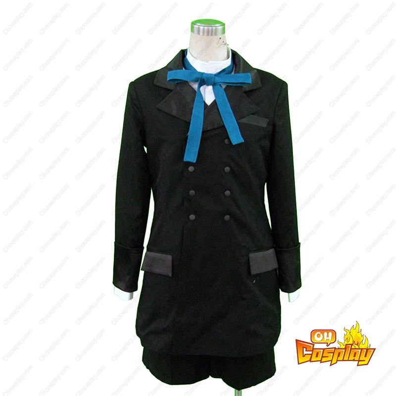Black Butler Ciel Phantomhive 4 Cosplay Kostymer