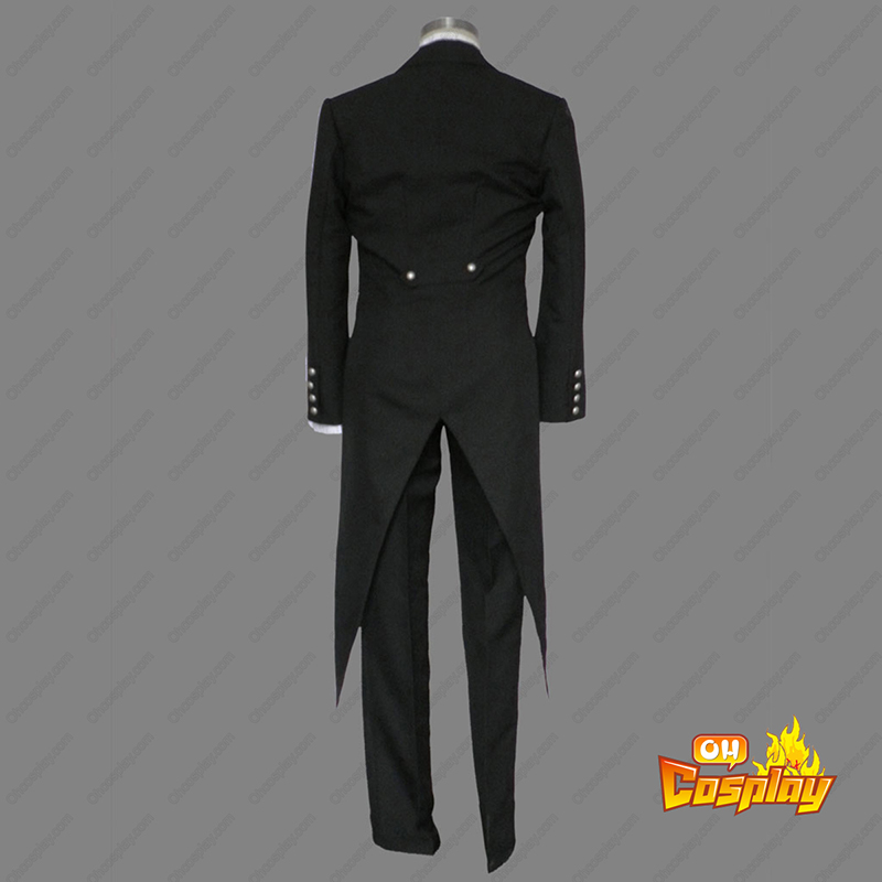 Black Butler Sebastian Michaelis 1 Traje Cosplay