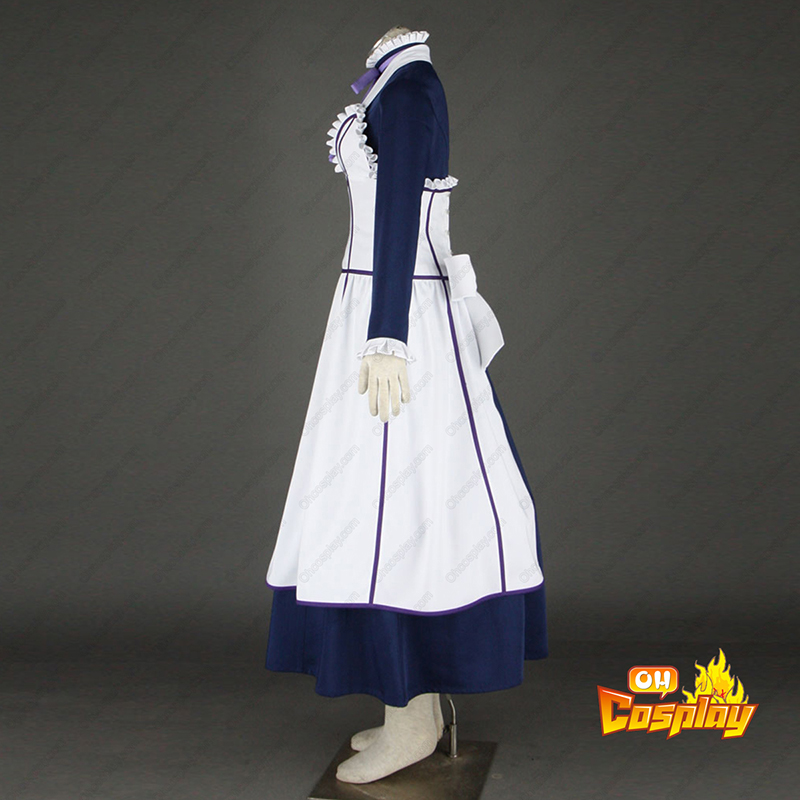 Black Butler Hannah Annafellows 1 Maid Traje Cosplay